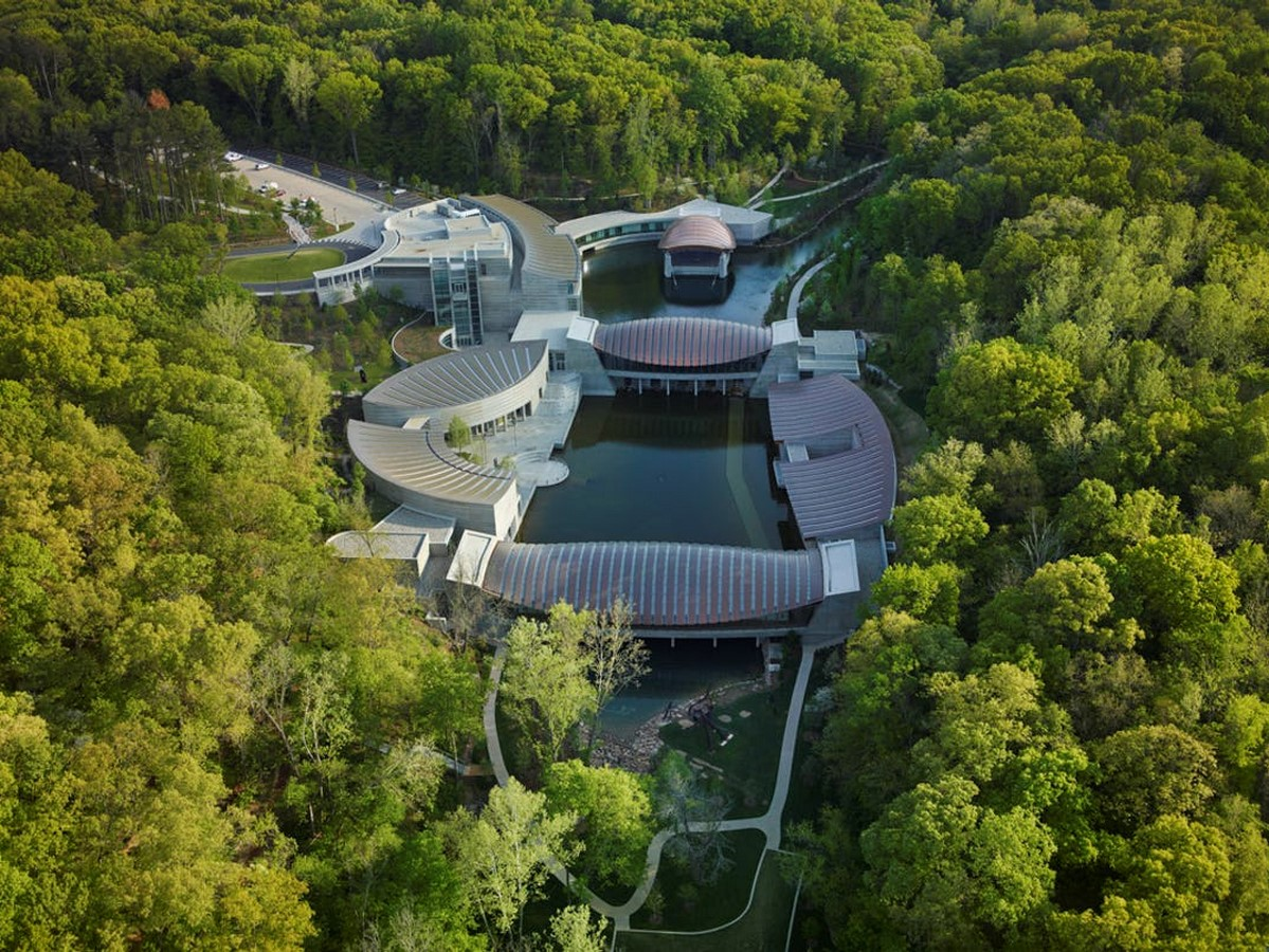 Crystal Bridges Museum Of American Art In Bentonville expansion plans revealed by Safdie Architects - Sheet5