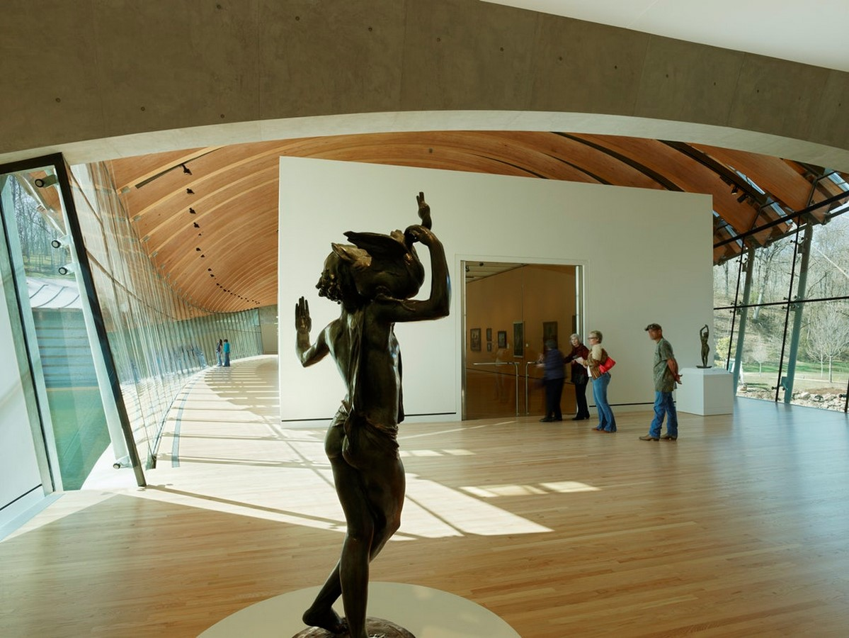 Crystal Bridges Museum Of American Art In Bentonville expansion plans revealed by Safdie Architects - Sheet7