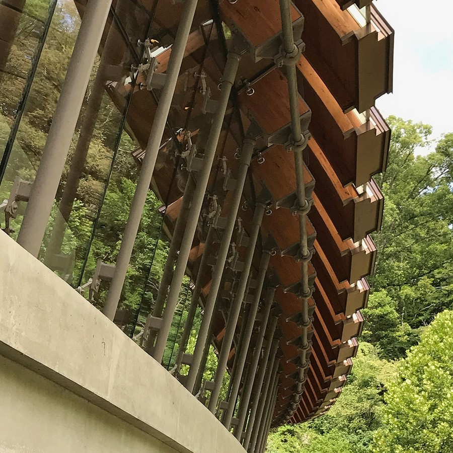Crystal Bridges Museum Of American Art In Bentonville expansion plans revealed by Safdie Architects - Sheet8