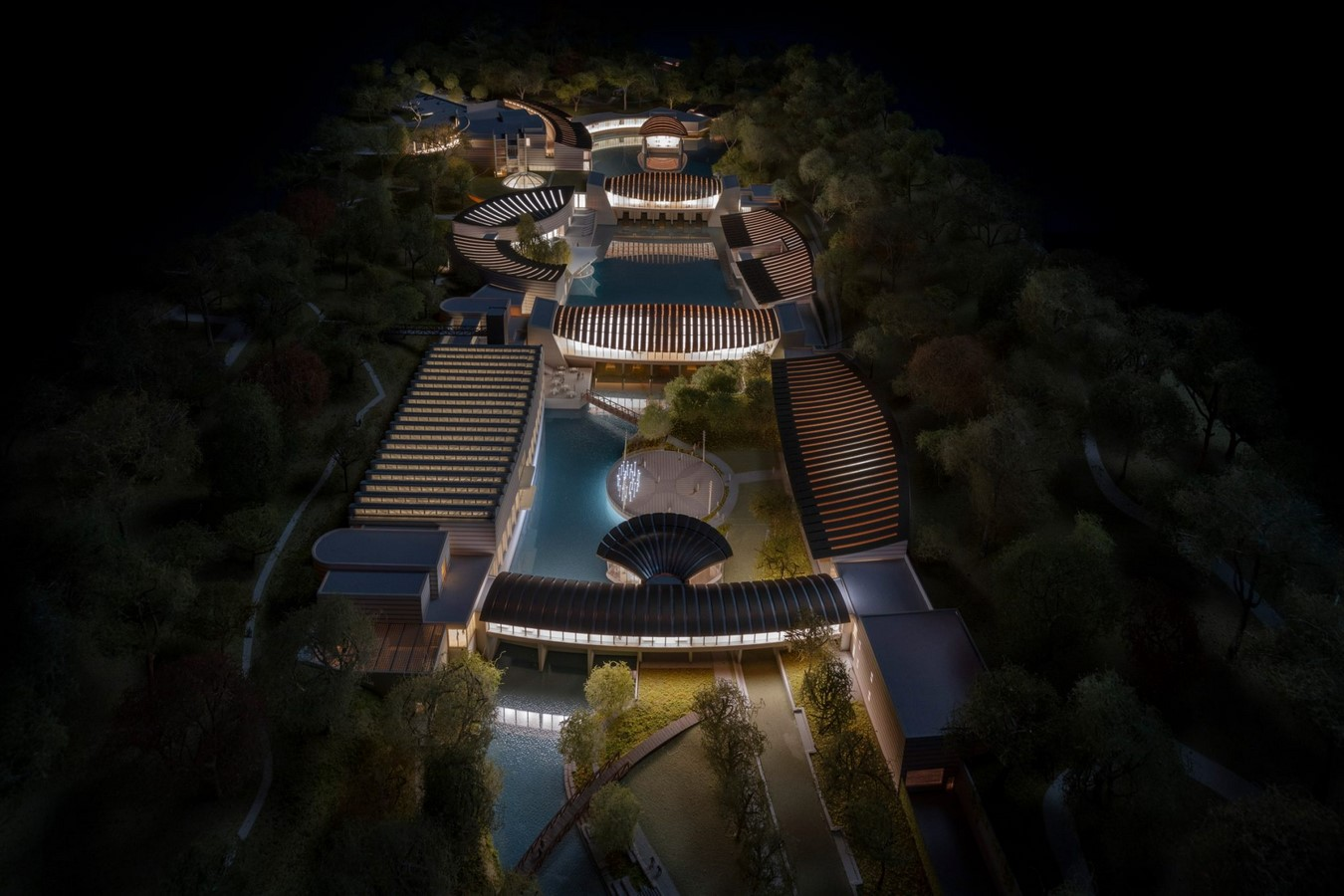 Crystal Bridges Museum Of American Art In Bentonville expansion plans revealed by Safdie Architects - Sheet9