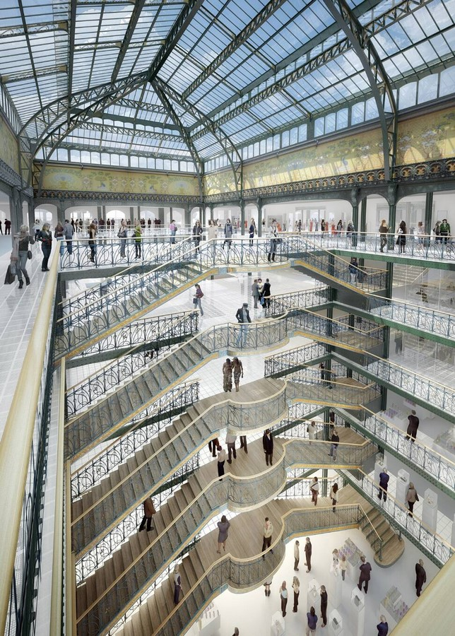 Renovated by SANAA- La Samaritaine set to open its doors to the public this year - Sheet4