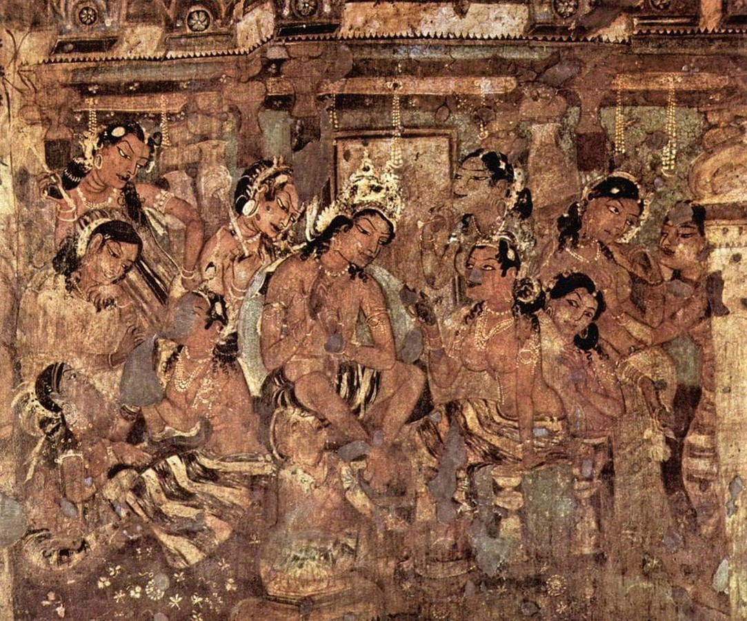10 Inspirational Indian Mural Architecture - Sheet1