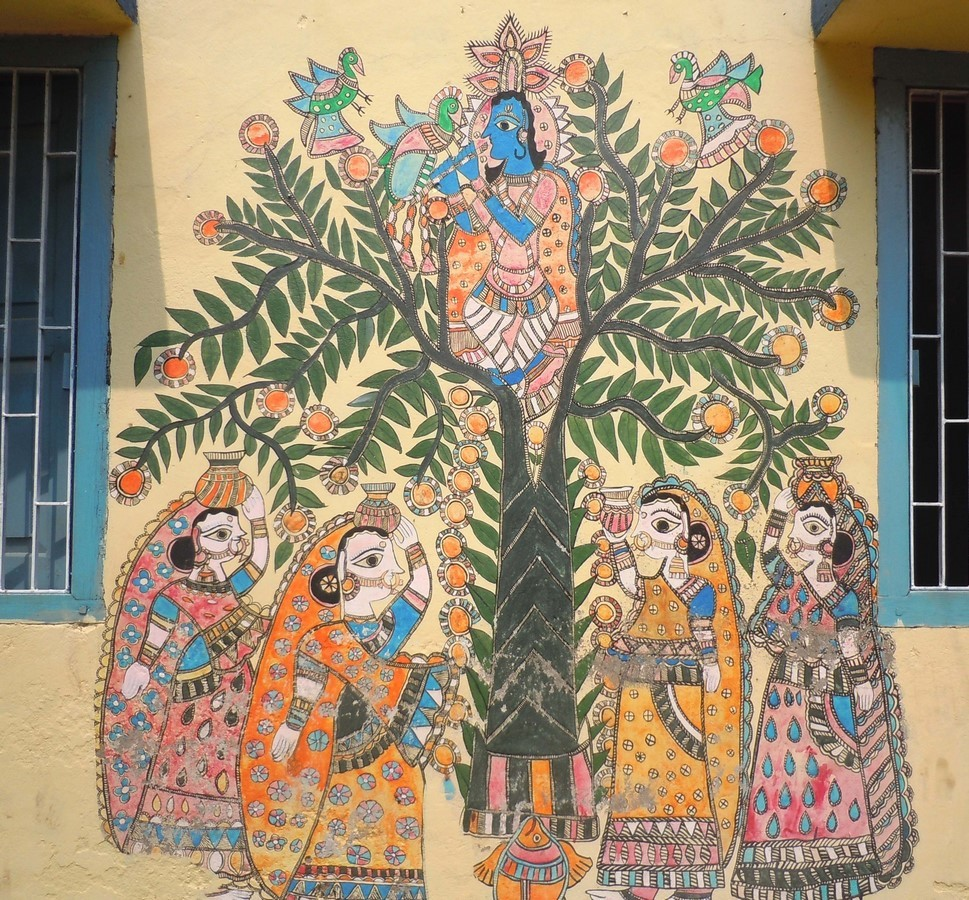 10 Inspirational Indian Mural Architecture - Sheet2