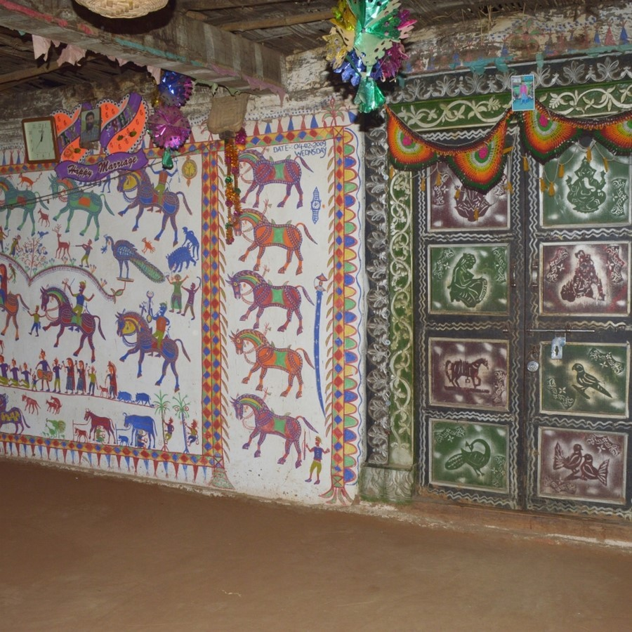 10 Inspirational Indian Mural Architecture - Sheet4