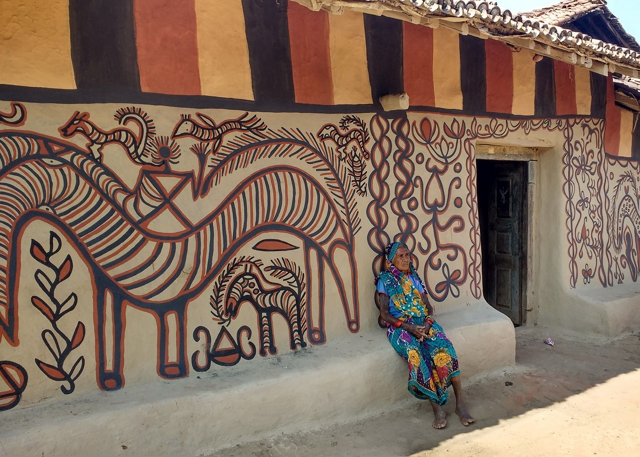 10 Inspirational Indian Mural Architecture - Sheet6