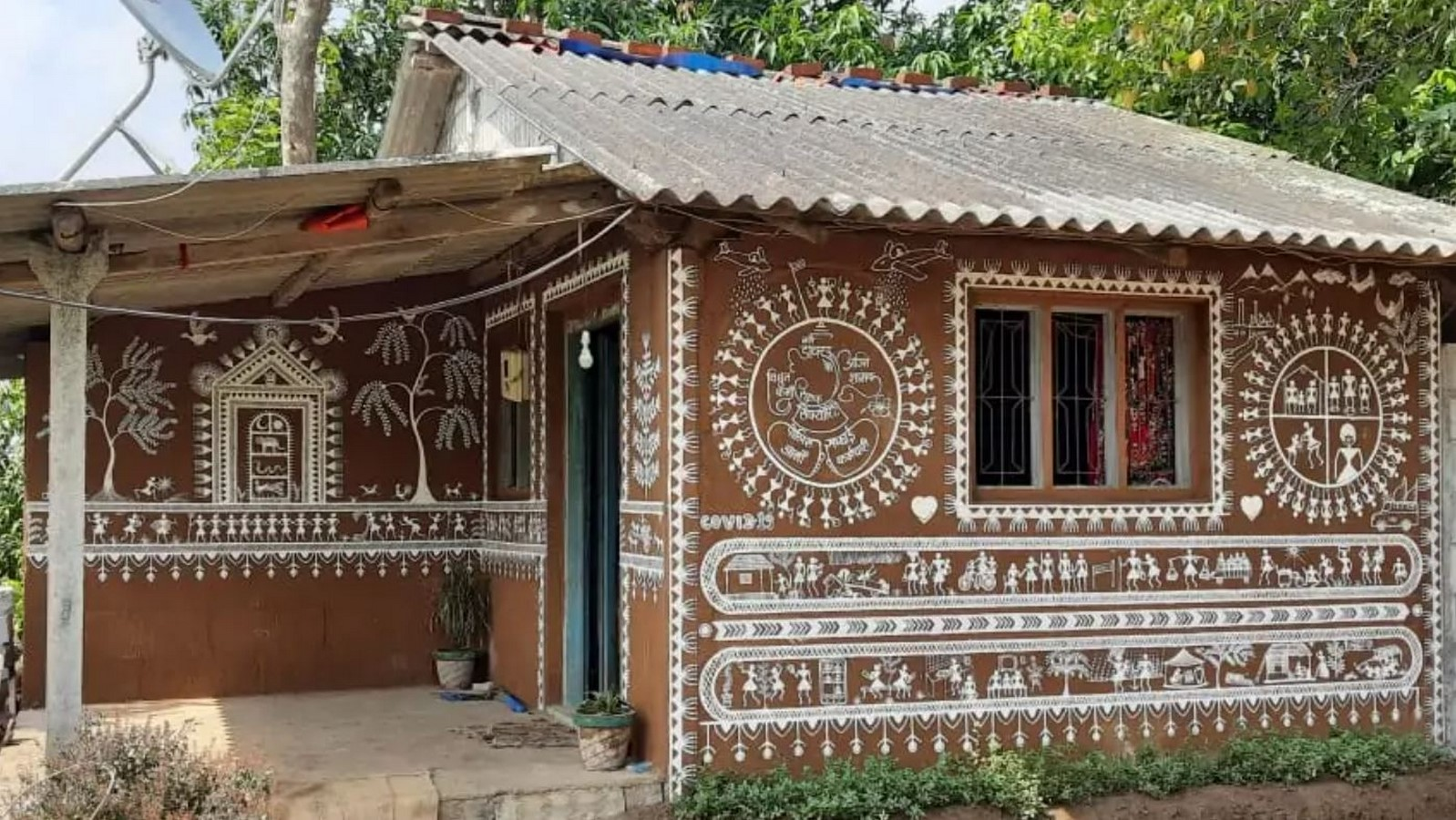 10 Inspirational Indian Mural Architecture - Sheet7