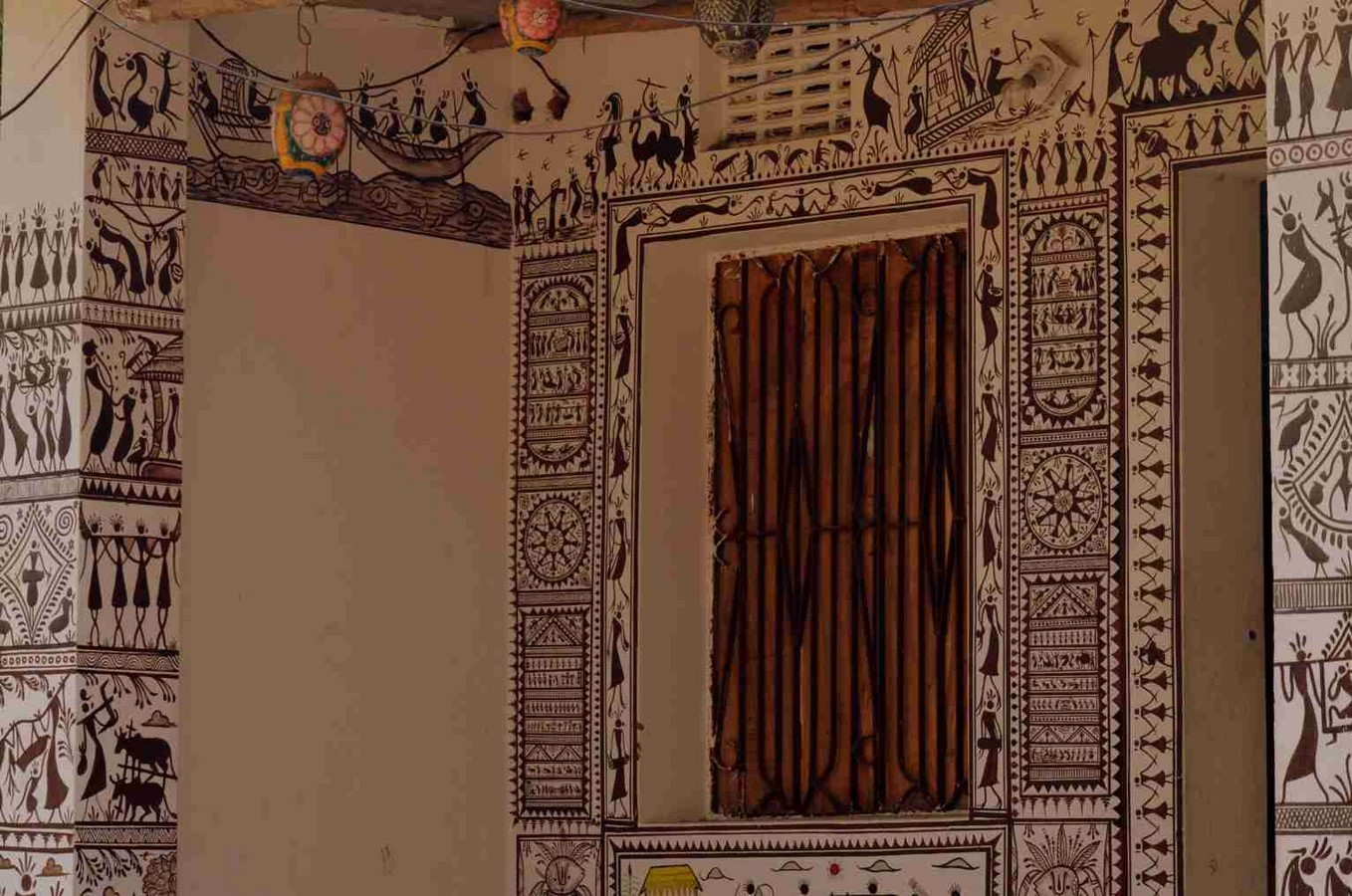 10 Inspirational Indian Mural Architecture - Sheet8