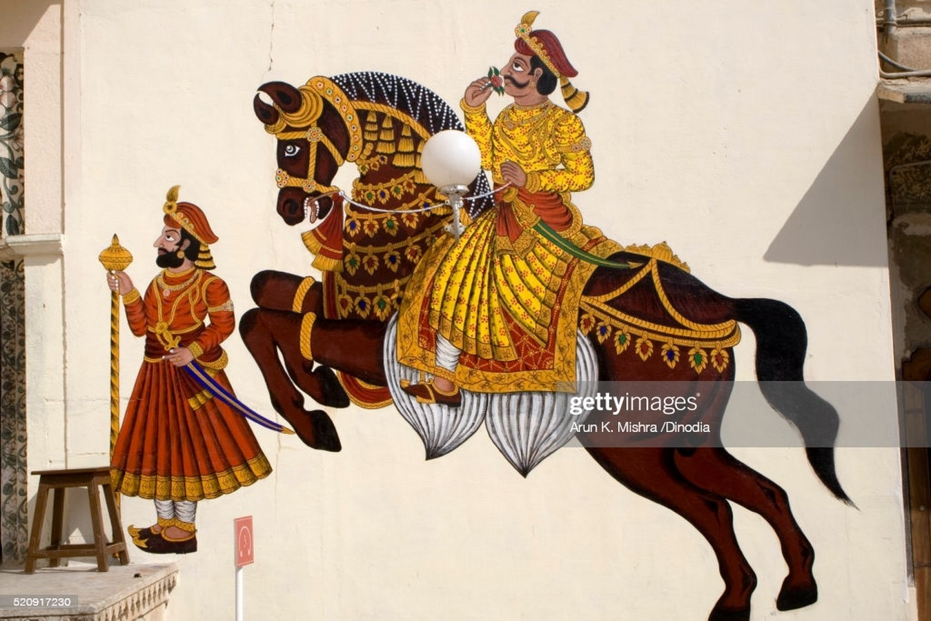 10 Inspirational Indian Mural Architecture - Sheet9