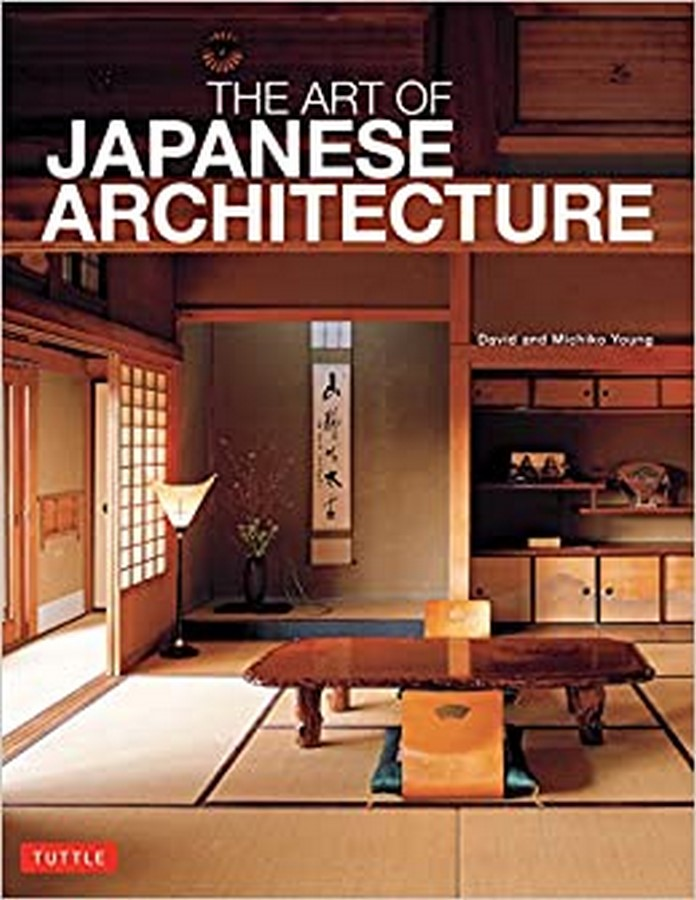 10 Books on Japanese Architecture every Architect must read - Sheet1