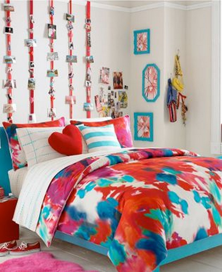 30 Examples of split complementary color scheme in Interiors - Sheet16