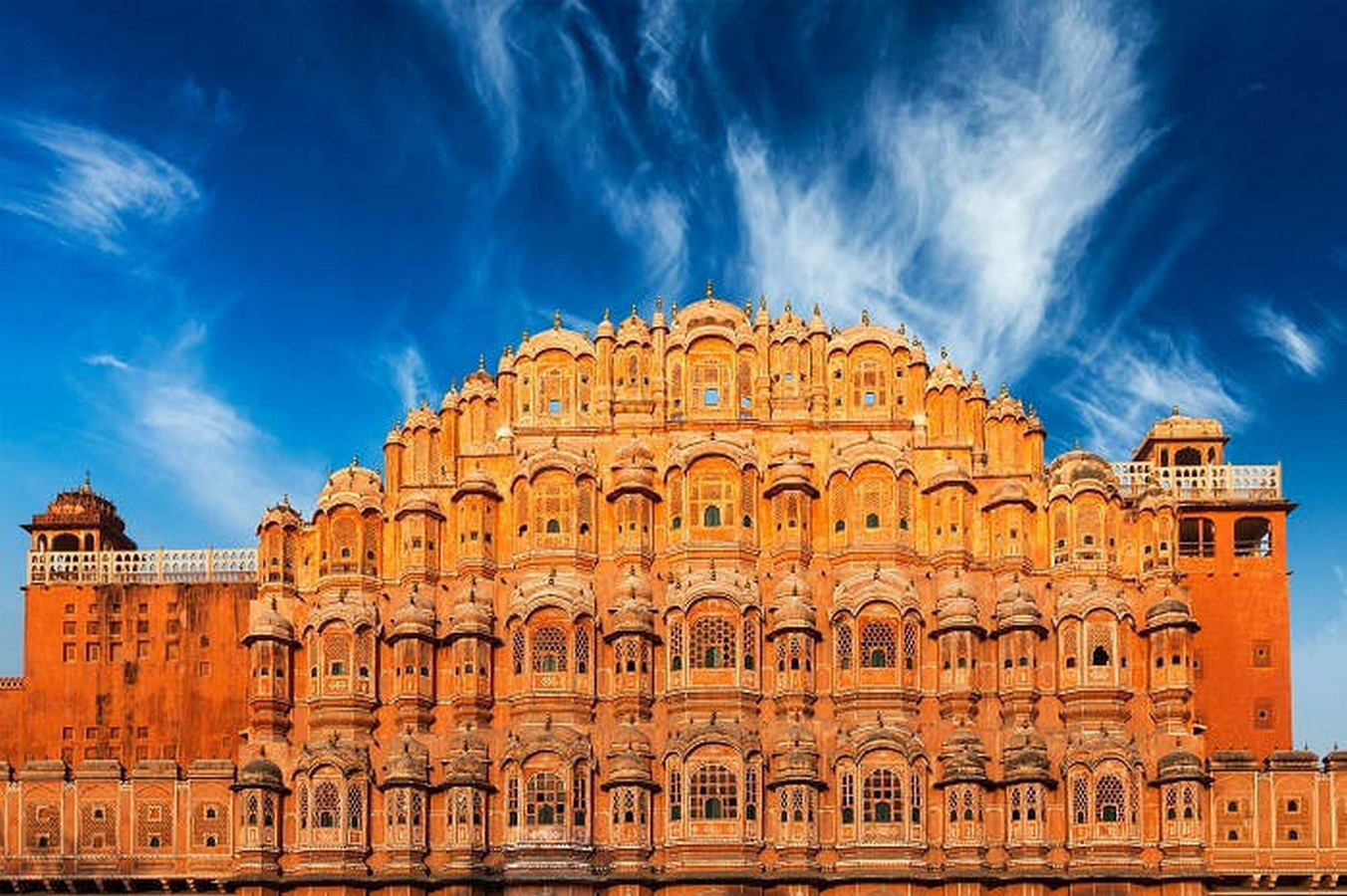 Architecture of Indian Cities: Jaipur- The Pink City of India - Sheet1
