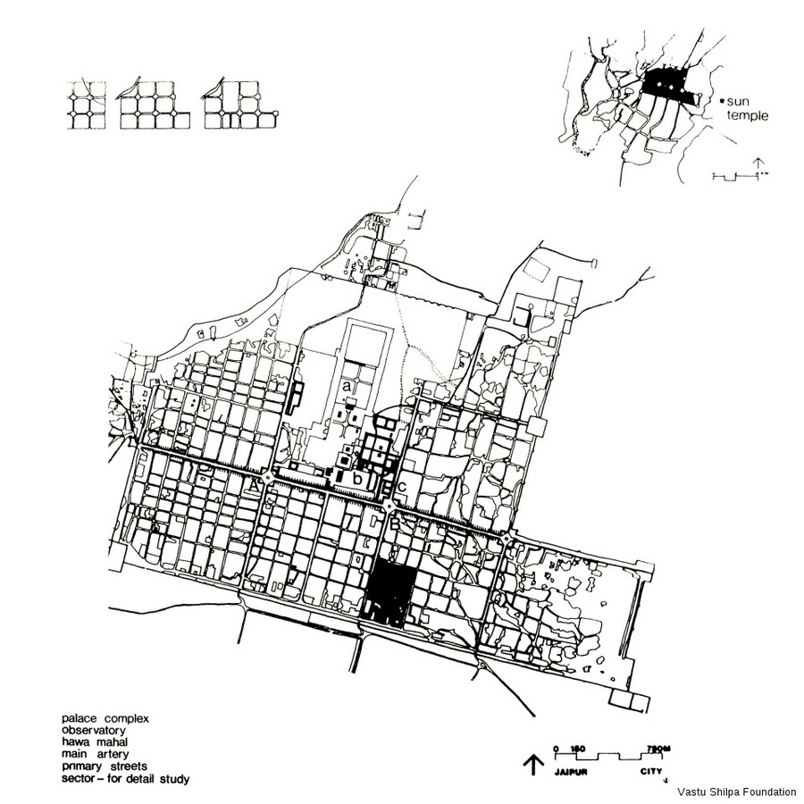 Architecture of Indian Cities: Jaipur- The Pink City of India - Sheet4