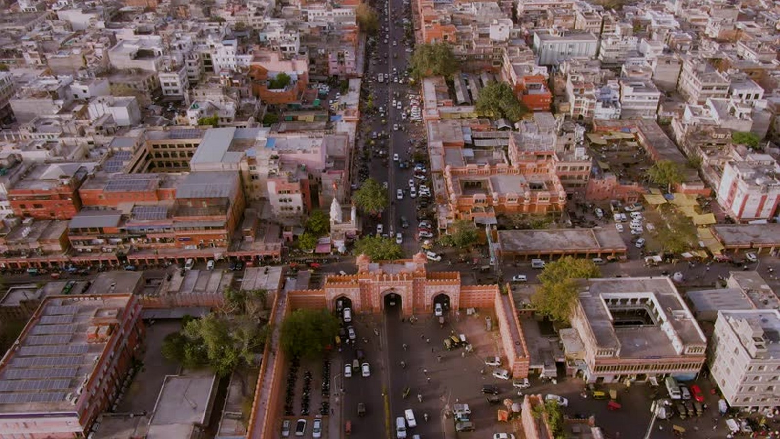 Architecture of Indian Cities: Jaipur- The Pink City of India - Sheet5