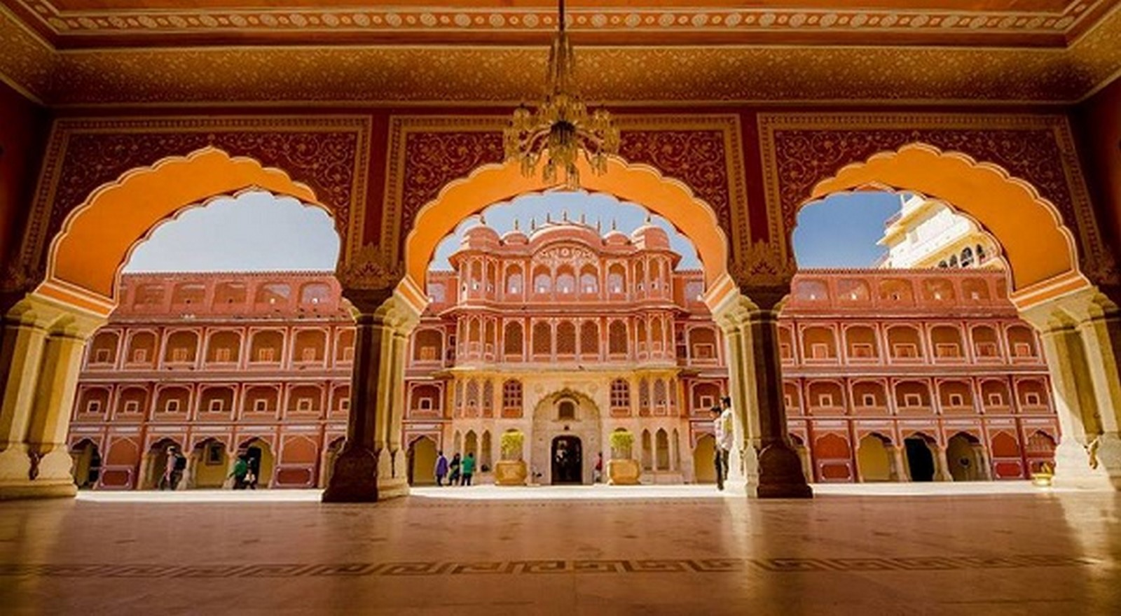 Architecture of Indian Cities: Jaipur- The Pink City of India - Sheet7
