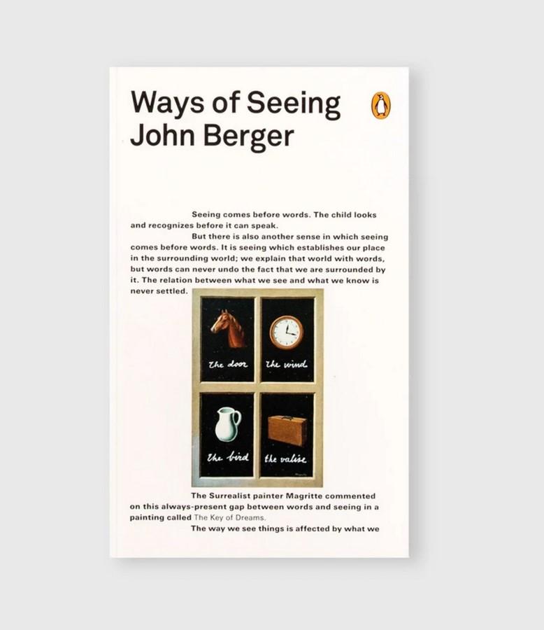 Book in Focus: Ways Of Seeing by John Berger - Sheet1