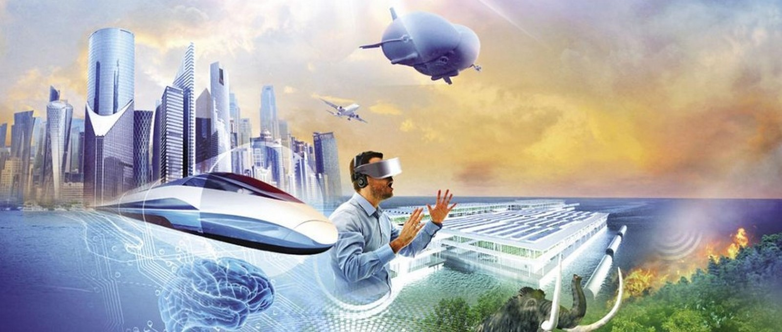 Emerging Technology Trends that will help shape Future of Architecture - Sheet2