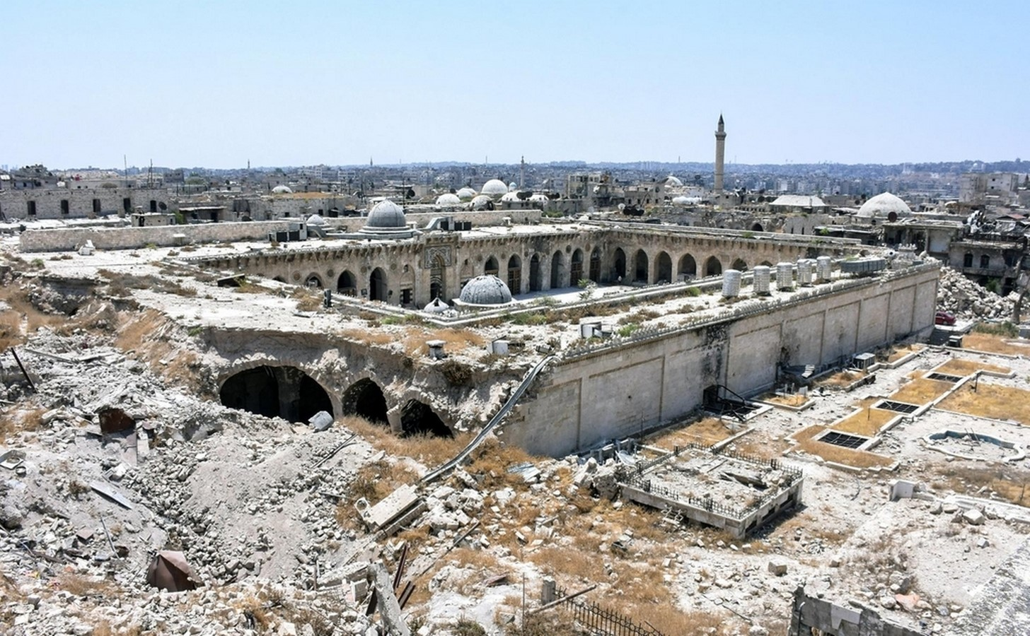 15 Cultural Structures that were destroyed during Wars - Sheet3