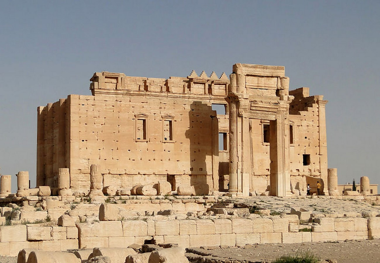 15 Cultural Structures that were destroyed during Wars - Sheet5