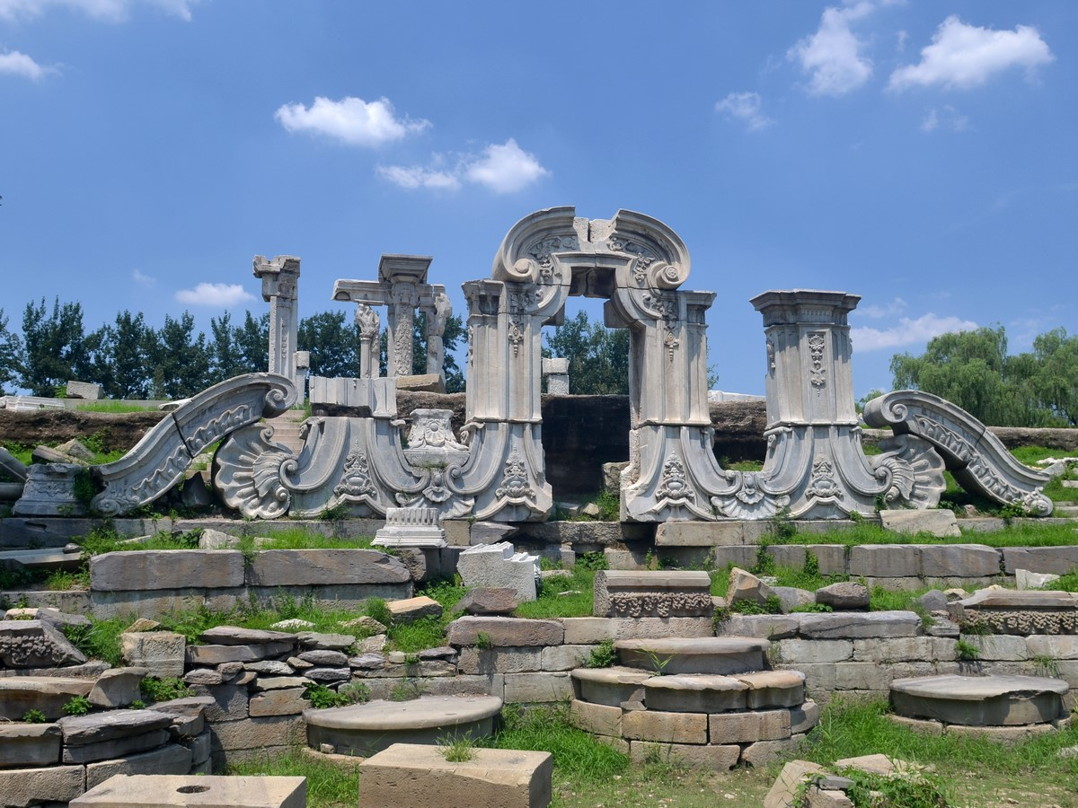 15 Cultural Structures that were destroyed during Wars - Sheet8