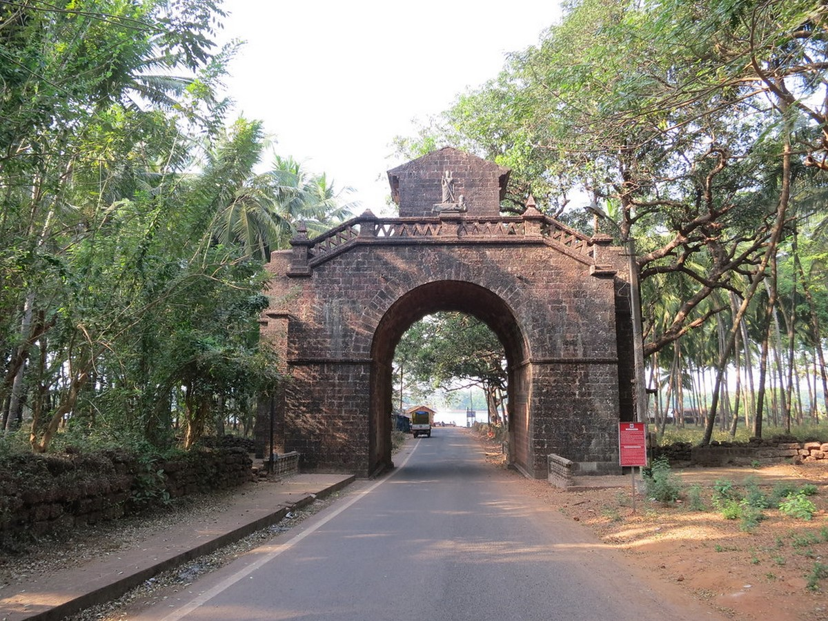 15 examples of historical gates around the world - Sheet2