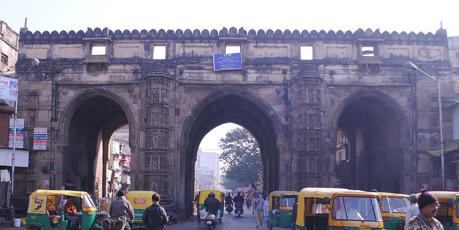 15 examples of historical gates around the world - Sheet31