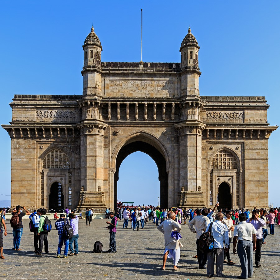 15 examples of historical gates around the world - Sheet5