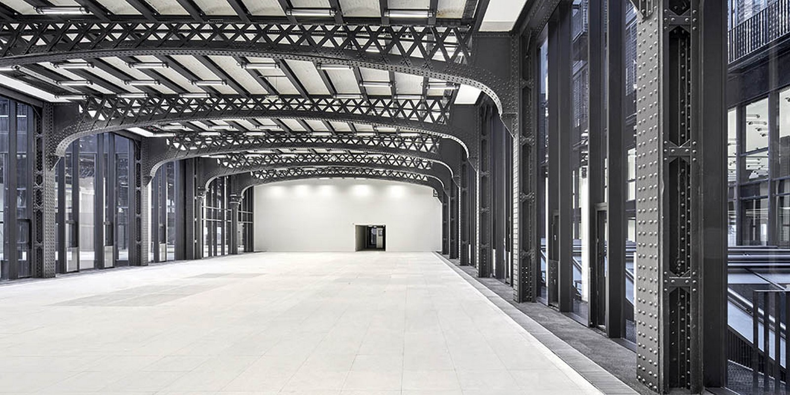 Paris' Industrial Post Office Building converted into A Mixed-Use Block by Dominique Perrault Architecture - Sheet4