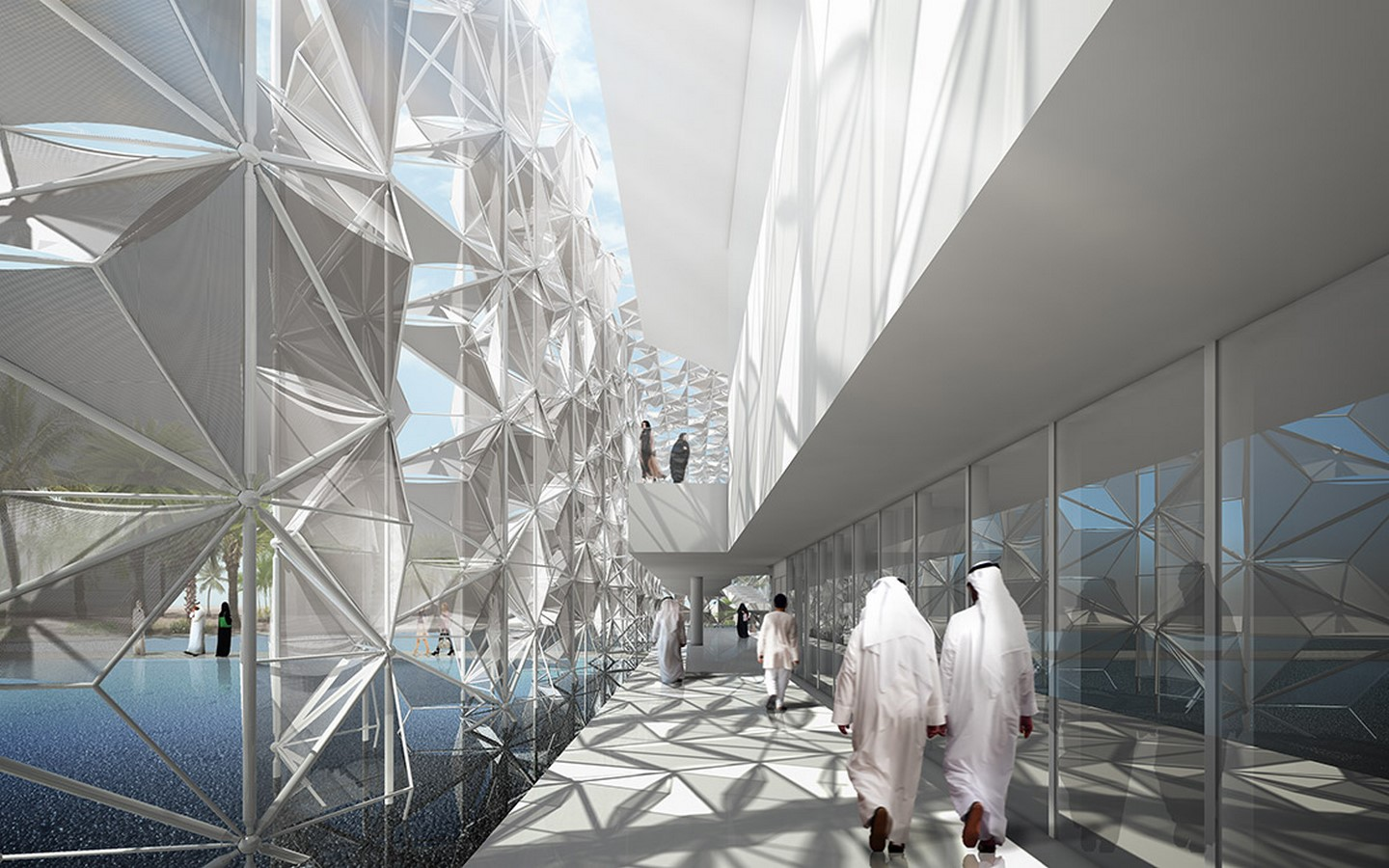 An Intricate Tridimensional Facade for Expo 2020 Dubai revealed by the Japan Pavilion - Sheet4