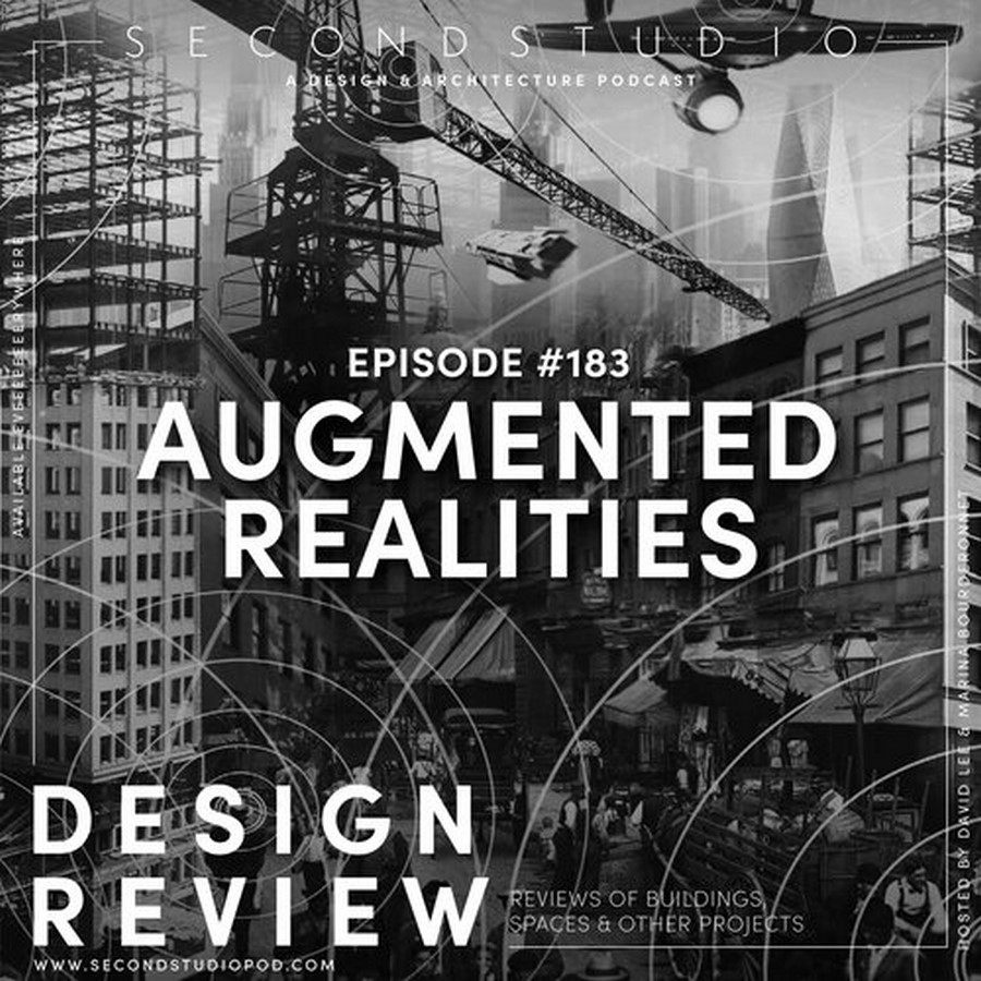 Podcasts for Architects: Augmented Realities – The Future of City Design-Virtual, Physical, and Hybrid Environments by The Second Studio Podcasts - Sheet2