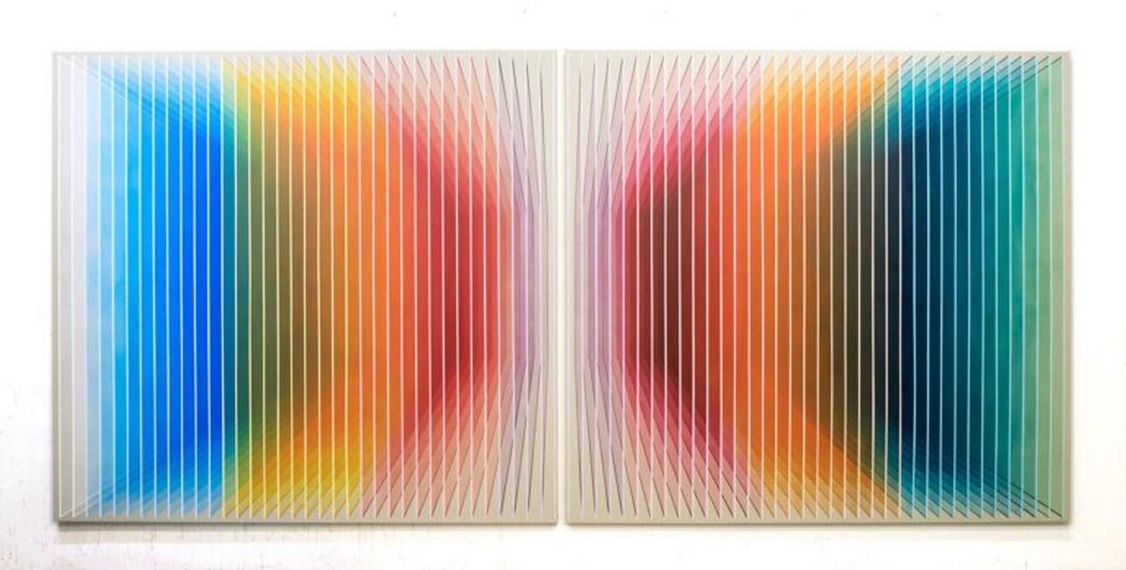 Daniel Mullen: Merging Art and Architecture through painting - Sheet12