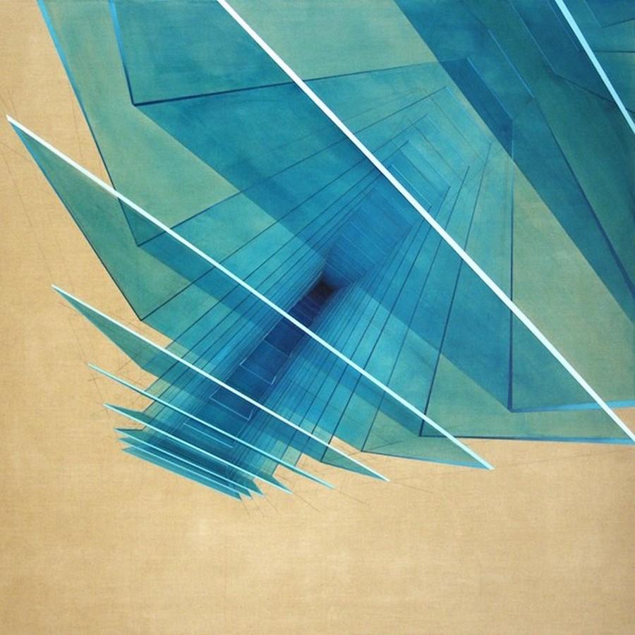 Daniel Mullen: Merging Art and Architecture through painting - Sheet7