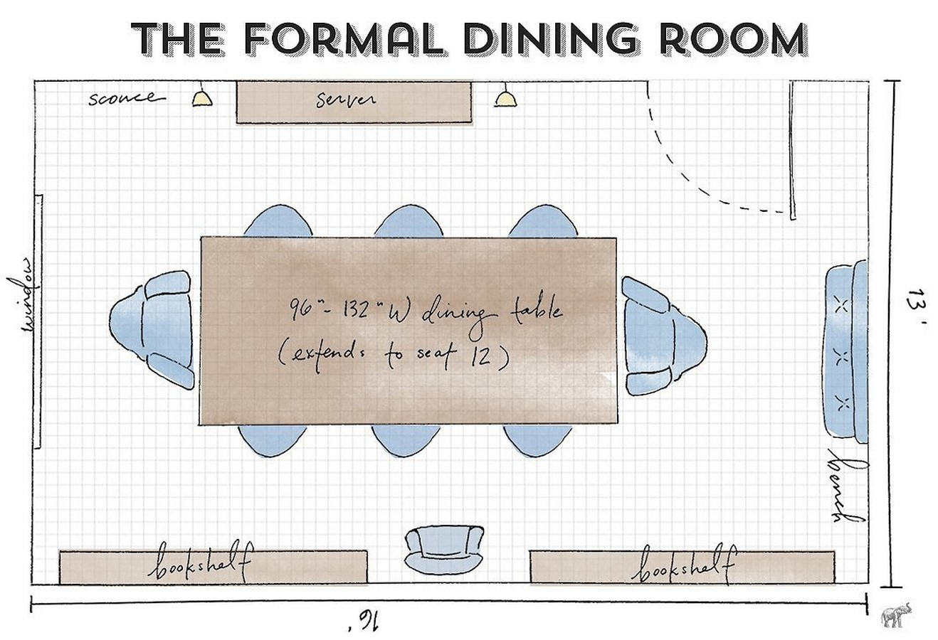 10 Dining rooms ideas that can enhance the space - Sheet1