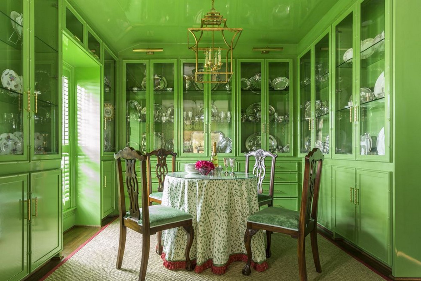 10 Dining rooms ideas that can enhance the space - Sheet10