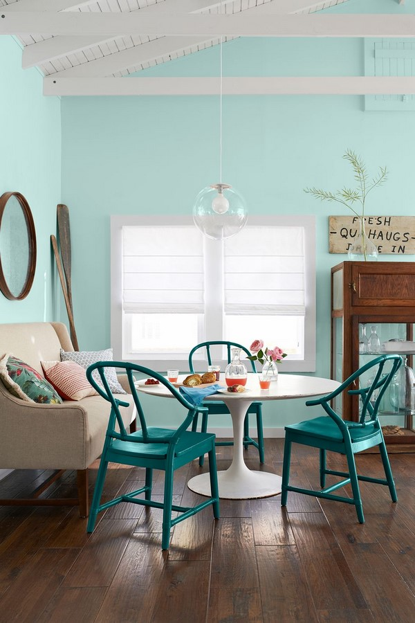 10 Dining rooms ideas that can enhance the space - Sheet11