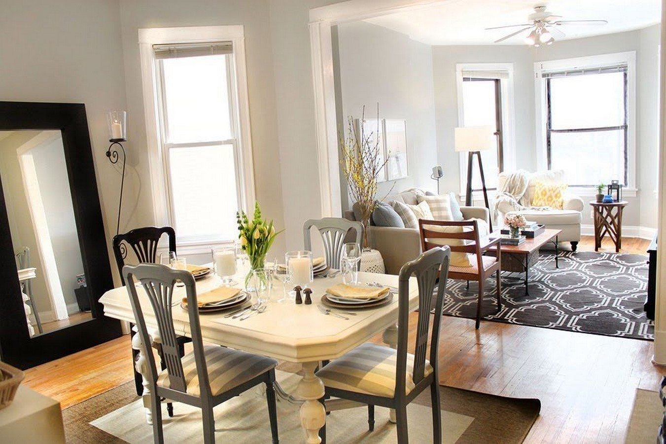 10 Dining rooms ideas that can enhance the space - Sheet12