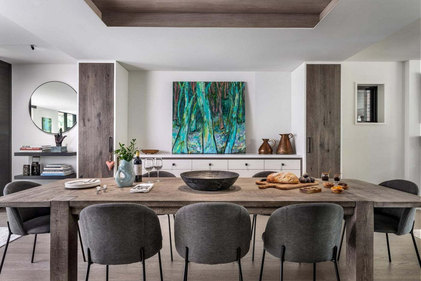 10 Dining rooms ideas that can enhance the space - Sheet14