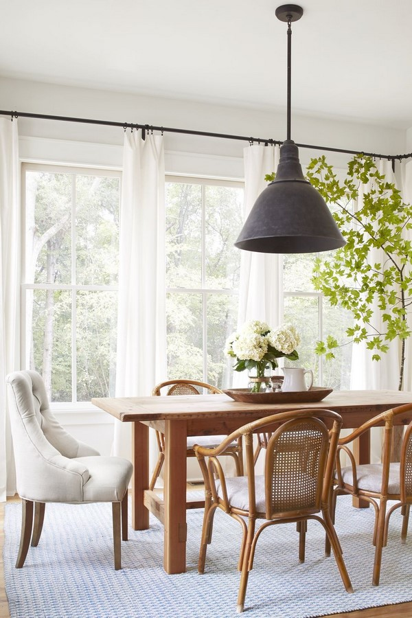 10 Dining rooms ideas that can enhance the space - Sheet15