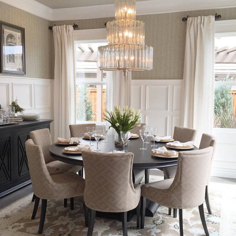 10 Dining rooms ideas that can enhance the space - Sheet18