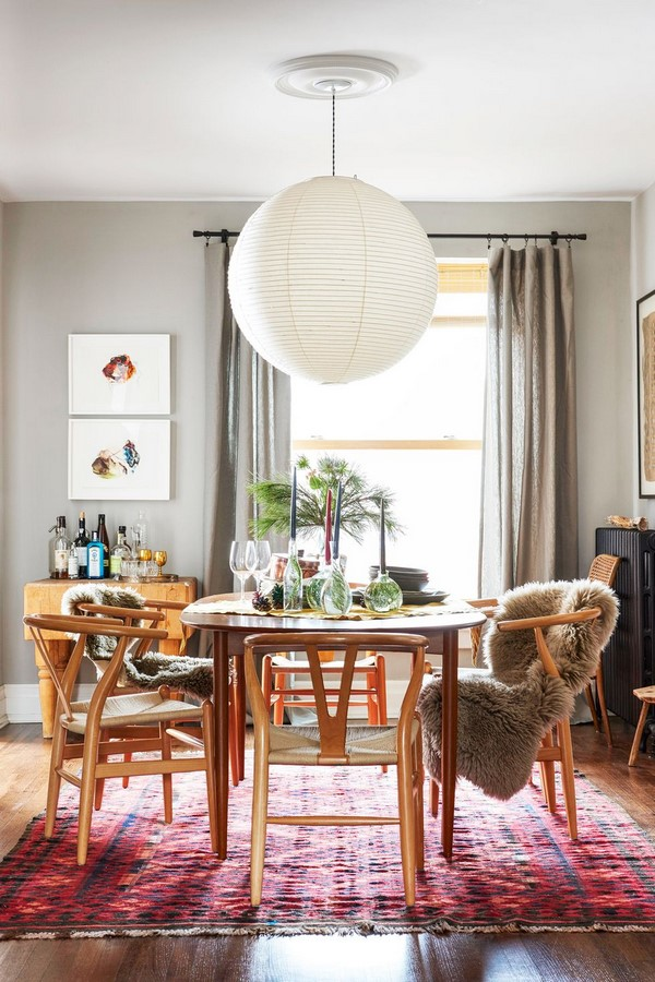 10 Dining rooms ideas that can enhance the space - Sheet6