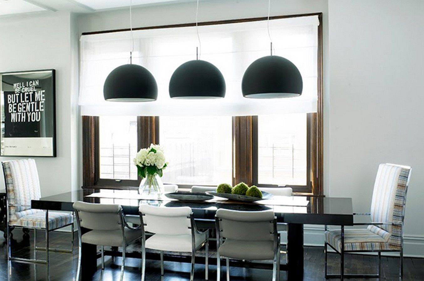 10 Dining rooms ideas that can enhance the space - Sheet7