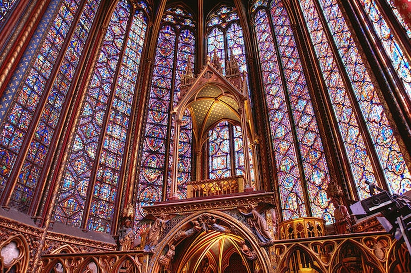 The Role of French Architects in spread of Gothic Architecture - Sheet1