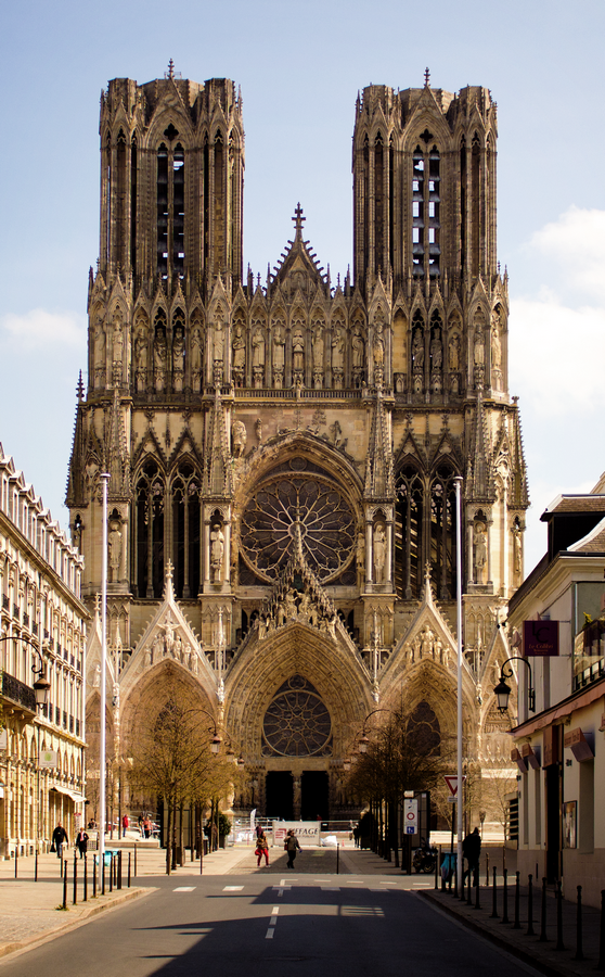 The Role of French Architects in spread of Gothic Architecture - Sheet10