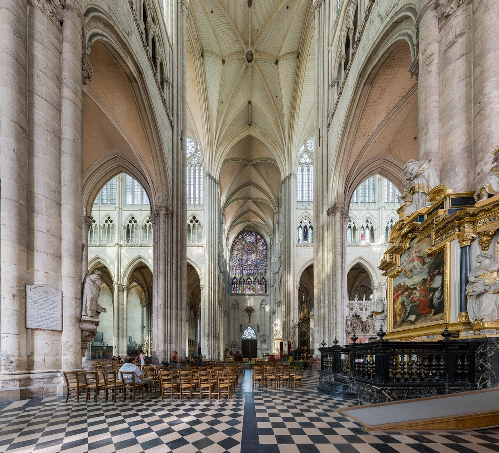 The Role of French Architects in spread of Gothic Architecture - Sheet13