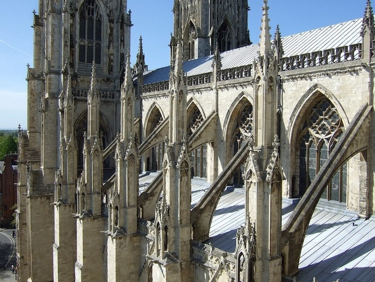 The Role of French Architects in spread of Gothic Architecture - Sheet3