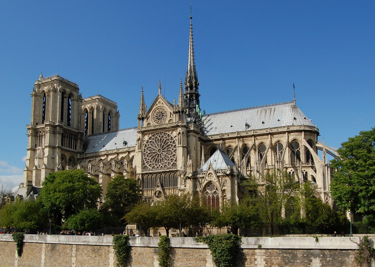 The Role of French Architects in spread of Gothic Architecture - Sheet7