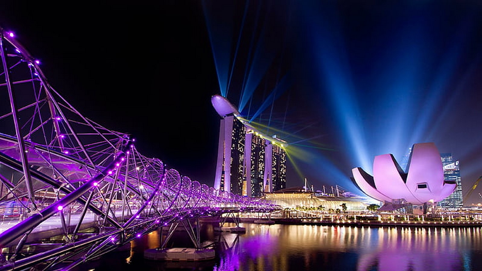 Helix Bridge by Architects 61: Inspired by DNA - Sheet2