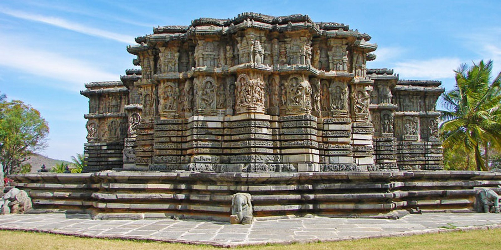 The Rise of Hoysala architecture - Sheet2