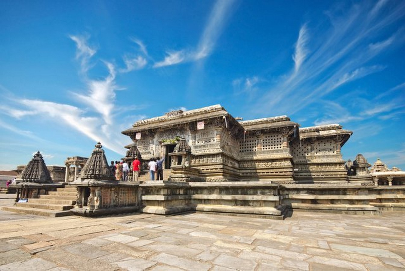 The Rise of Hoysala architecture - Sheet3