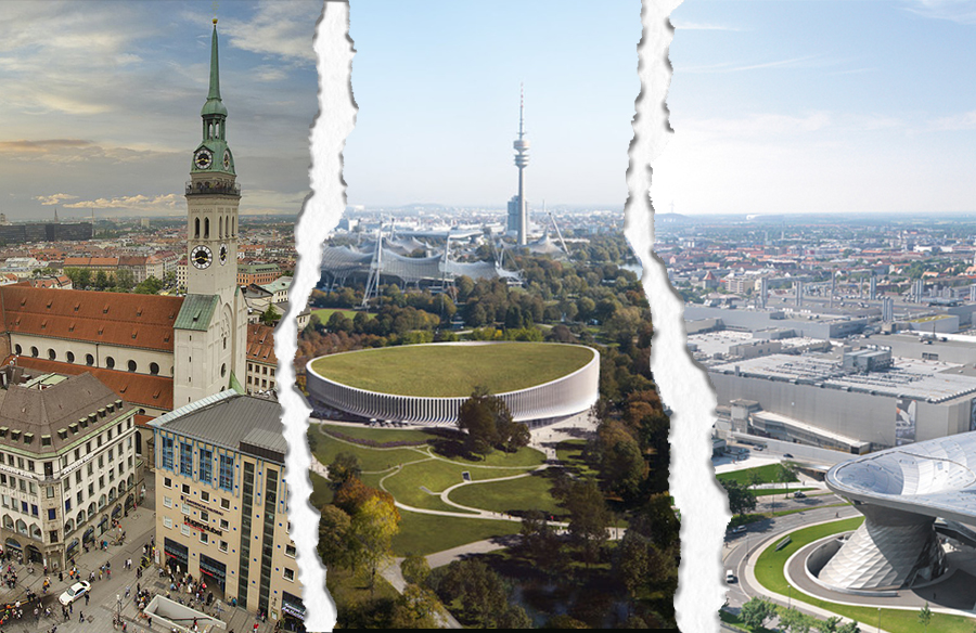 Munich: Past, Present and Future of Architecture