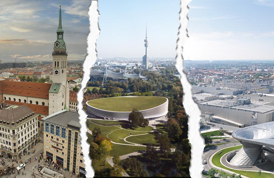 Munich: Past, Present and Future of Architecture